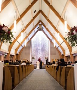 Weddings at San Marino Congregational United Church of Christ